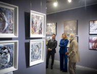 Володимир та Олена Зеленські відвідали виставку художника Івана Марчука та запропонували митцю будівлю для створення його музею