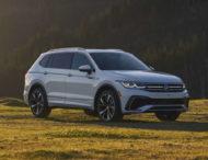 Volkswagen оновив 7-місний Tiguan Allspace