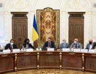 Андрій Єрмак провів зустріч з послами G7, Швеції та ЄС щодо мирного процесу на Донбасі та реформи корпоративного управління