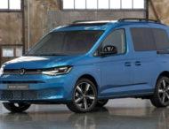 В Україні презентовано нове покоління Volkswagen Caddy
