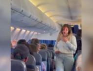 На рейсе самолета Анталья-Запорожье подрались пассажирки
