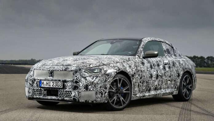 BMW розказала про нове покоління купе 2-ї серії