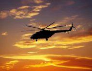 Житель села заставил полицию искать вертолет