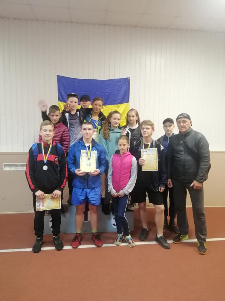 Чергові перемоги спортсменів Покрова