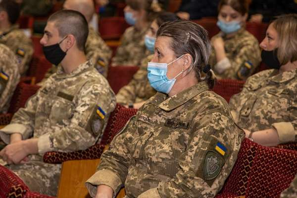 На Дніпропетровщині презентували документальний фільм «Позивний Італієць»