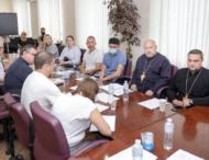 На Дніпропетровщині створили підрозділ всеукраїнської Асоціації медичних  капеланів