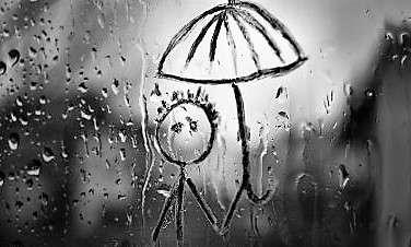 Сеть рассмешили «герои» дождливого дня