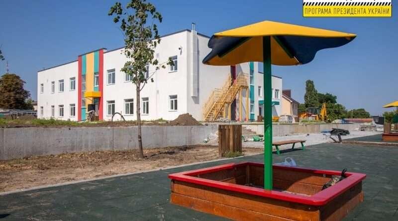 В одном из сел Днепропетровской области впервые появится детский сад (фото)