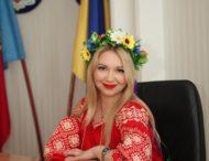 привітання від голови Нікопольської райради Анастасії Курилович