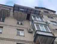 Курьез: в сети высмеяли новый царь-балкон в Киеве