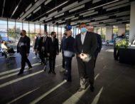 «Велике будівництво»: Кирило Тимошенко оглянув ЦНАП у місті Нова Каховка