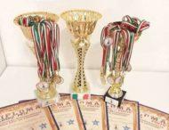 Танцювальні колективи Дніпропетровщини визнані найкращими на фестивалі в Італії