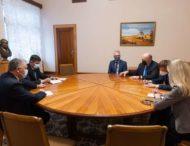 Ігор Жовква обговорив з главою делегації Європарламенту у ПА ЄВРОНЕСТ пріоритети розвитку Східного партнерства